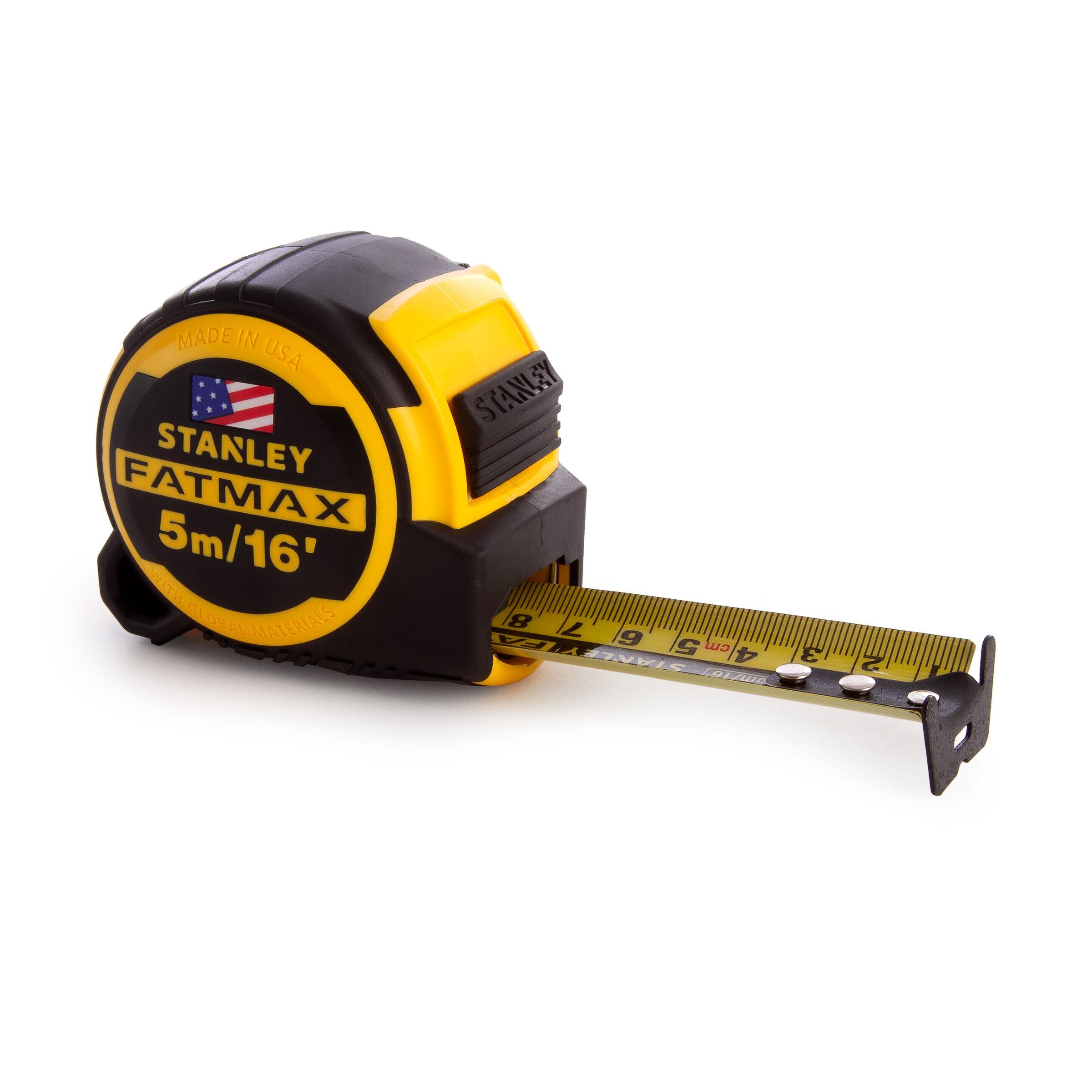 Stanley FMHT36317-0 FatMax Next Generation Tape Measure 5m/26feet