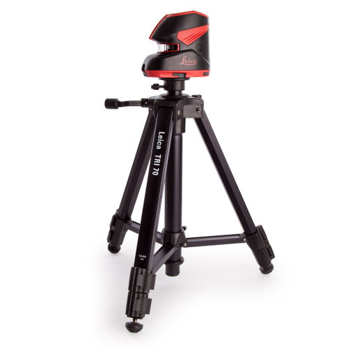 Leica Lino L2G+ Pro Pack - Cross Line Laser Level 30 Metre Range (817857)