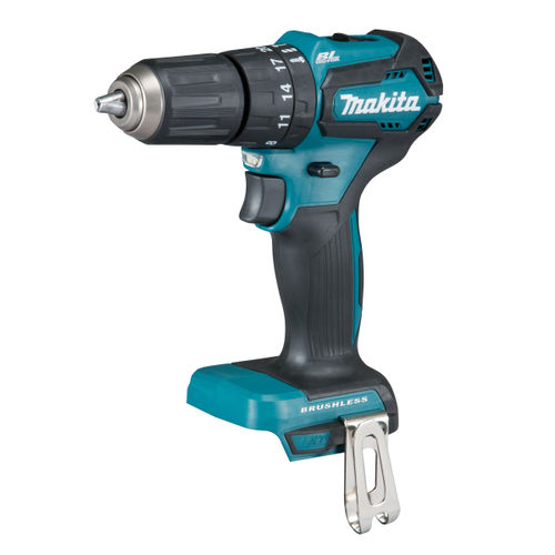 Makita DHP483ZJ 18V LXT Brushless Combi Drill In MakPac Case (Body Only)