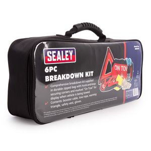 Sealey BDKIT01 Breakdown Kit 6 Piece