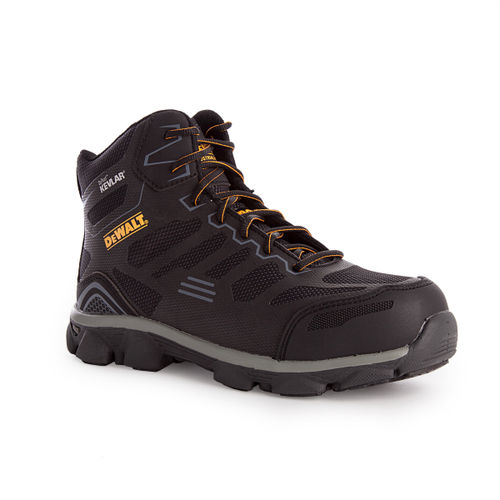 Dewalt DWF50123-166 Black Kevlar Crossfire Safety Boot Size 12