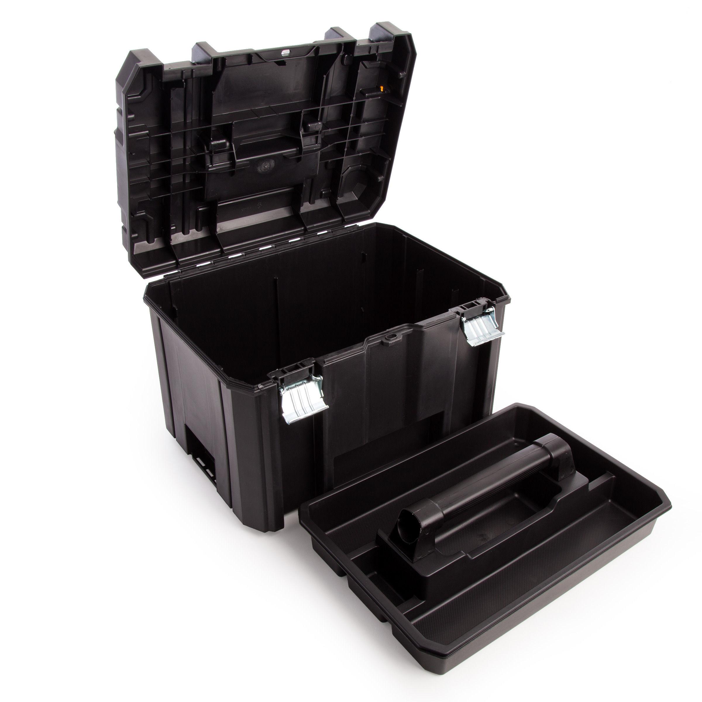 Toolstop Dewalt Dwst1 71195 Tstak Vi Tool Storage Box 23