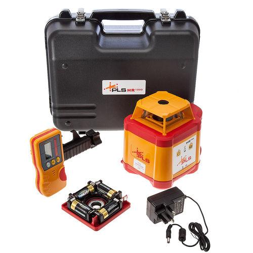 PLS HR 1000 System Horizontal Only Rotary Laser