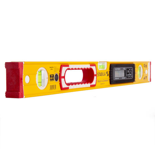 Stabila 17670 TECH 196 Electronic Spirit Level IP 65 24in / 610mm