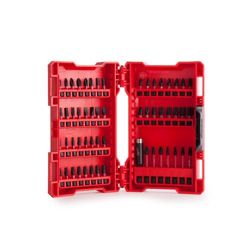 Milwaukee 4932430907 Shockwave Drill/Screwdriver Bit Set (56 Piece)