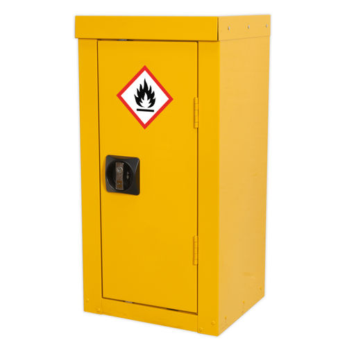 Sealey FSC06 Flammables Storage Cabinet 350 X 300 X 705mm