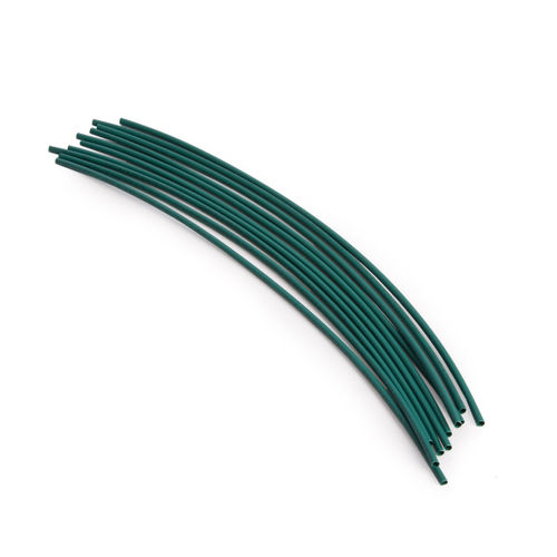 BlueSpot 40510 Green Heat Shrink Tubing 300mm (8 Piece)