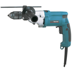 "Makita HP2051 0.5""/13mm Percussion Drill with Keyless Chuck"