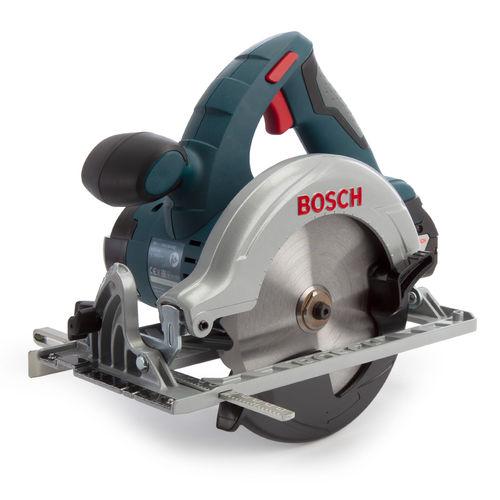 Bosch GKS 18 V-LI Professional Circular Saw (2 x 5.0Ah Batteries)