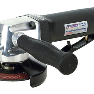 Sealey SA152 Air Angle Grinder 100mm Composite Housing