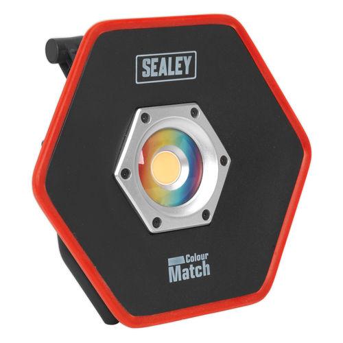 Sealey LED067 Floodlight 50w Cob Led 240V Colour Matching Cri-95