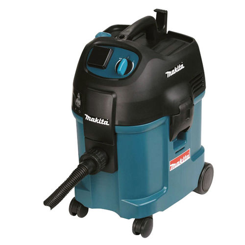 Makita 446L 110V 27L Wet and Dry Dust Extractor
