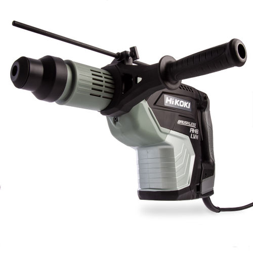 HiKOKI DH 45ME SDS Max Brushless Rotary Demolition Hammer 240V