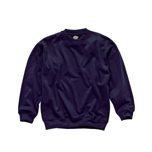 Dickies SH11125 Crew Neck Sweatshirt (Navy) - XXL