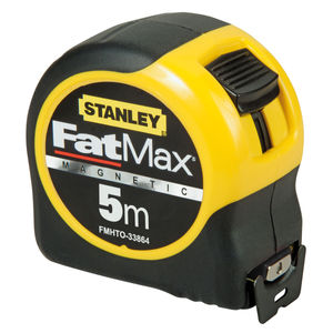 Stanley FMHT0-33864 FatMax Blade Armor Magnetic Tape 5m
