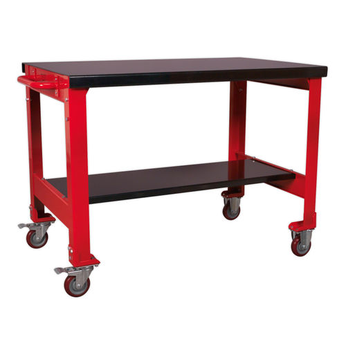 Sealey AP1100M Mobile Workbench 2-Level