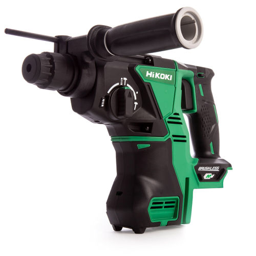 HiKOKI DH 36DPA 36V Multi-Volt Brushless Rotary Hammer SDS+ (Body Only)