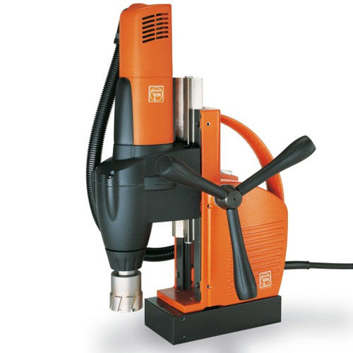 Fein KBM50QX 1200W Metal Core Drilling Unit Up To 50mm 240V