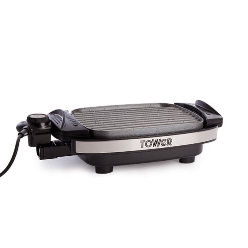 Tower T14019 Cerastone Reversible Grill