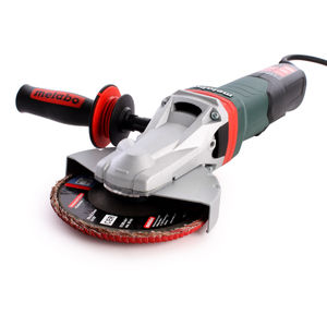 Metabo WEPBF 15-150 Quick Flat-Head Angle Grinder 6 Inch / 150mm 1500W