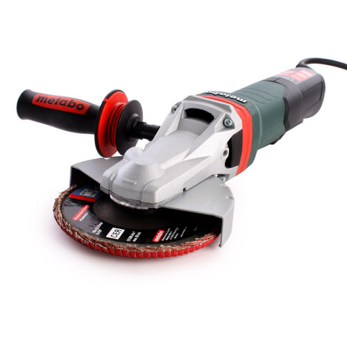 Metabo WEPBF 15-150 Quick Flat-Head Angle Grinder 6 Inch / 150mm 1500W 110V