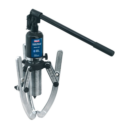 Sealey HP10 Triple Leg Hydraulic Puller 10tonne