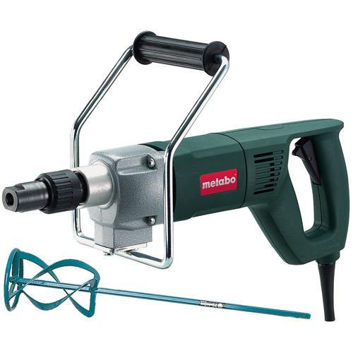 Metabo RWE 1100W Electronic Stirrer 240V with Paddle