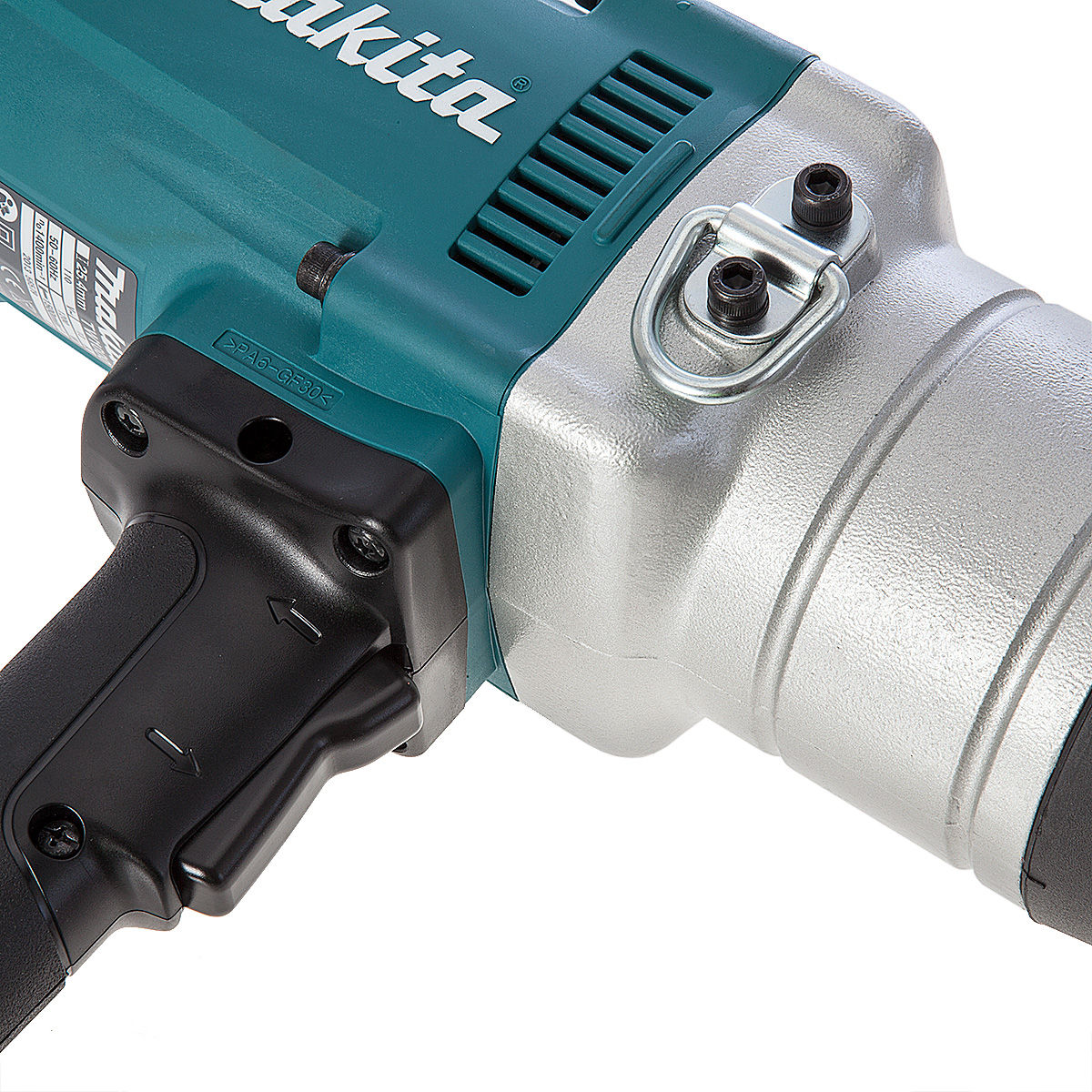 Makita Tw1000 Impact Wrench 1 Inch 25mm Square Drive 110v