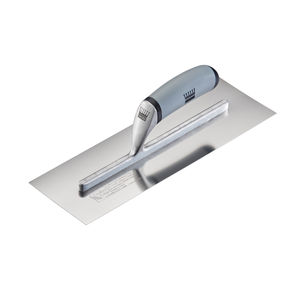 Ragni R618S-16HL Feather Edge Stainless Finishing Trowel (High Lift) 16 Inch
