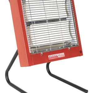 Sealey CH2800 Ceramic Heater 1.4/2.8kw 240v