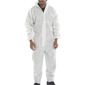 Beeswift BS020WXL Disposable Coverall Type 5:6 (X Large)