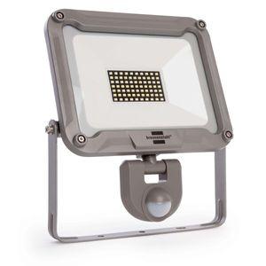 Brennenstuhl 1171250532 LED Light JARO 5000 P with PIR sensor 4770lm, 50W, IP44 240V