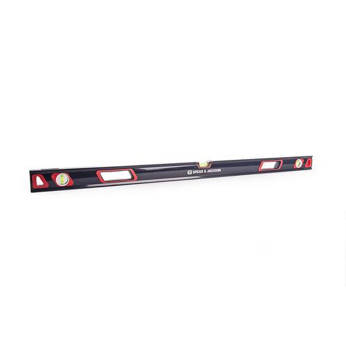 "Spear & Jackson SL1200 1200mm (48"") Spirit Level"