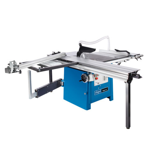 Scheppach FORSA 4.1-P1 2100mm Panel Sizing Table Saw with PRO Sliding Table Carriage, Table Width Extension & Under Scorer 415V
