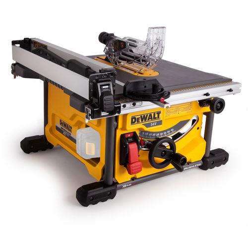 Dewalt DCS7485N 54V XR Flexvolt Table Saw 210mm (Body Only)
