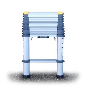 Youngman 301133 Telescopic Ladder Aluminium 3.22 Metres / 10.7 Feet