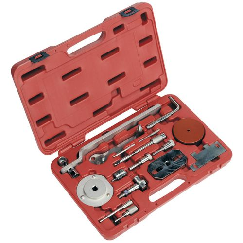 Sealey VSE5036 Diesel Engine Setting/Locking Set - Fiat, Iveco, Citroen, Peugeot - 2.2d, 2.3d, 3.0d - Belt/chain Drive
