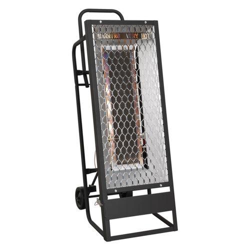 Sealey LPH35 Space Warmer Industrial Propane Heater 35,000btu/hr