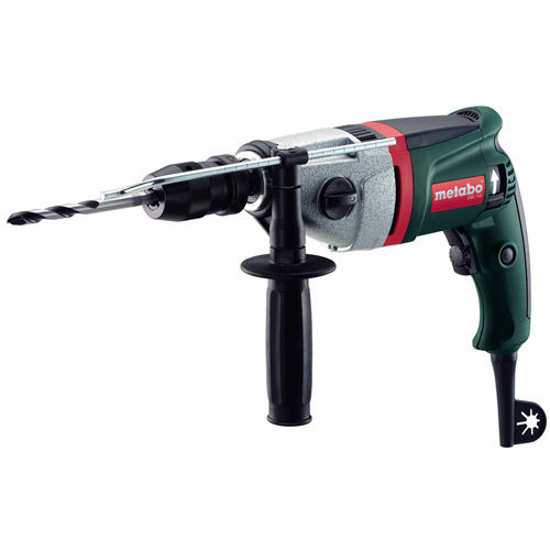 Metabo SBE 750 Electronic Two-Speed Impact Drill 110V