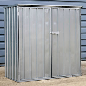 Sealey GSS150815 Galvanized Steel Shed 1.5 X 0.8 X 1.5mtr