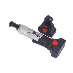 "Sealey CP6002 Cordless Ratchet Wrench 14.4v 2ah Lithium-ion 3/8""sq Drive 68nm 4-pole Motor - 2 Batteries 40min Charger"