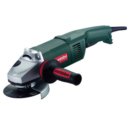 "Metabo W14-125 Ergo Angle Grinder 5"" - 125mm with Rotating Back Handle 240V"
