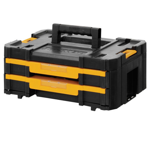 Dewalt DWST1-70706 TStak IV Tool Storage Box with 2 Shallow Drawers