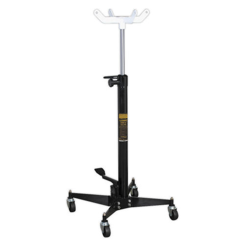 Sealey 300TRQ Transmission Jack 0.3tonne Vertical Quick Lift