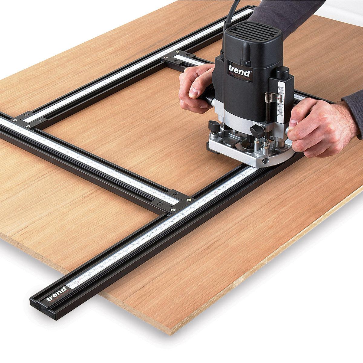 Toolstop Trend Varijig Varijig System Adjustable Frame