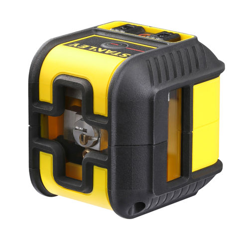 Stanley STHT77502-1 Cross 90 Cross Line Laser Red Beam with Bracket and Pouch