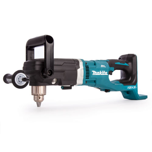 Makita DDA460ZK 36V Cordless Angle Drill (Body Only) Accepts 2 x 18V Batteries