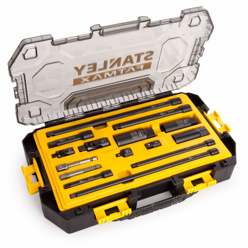 Stanley FMHT0-74719 Fatmax Accessory Set in Mini ToughBox 15 Piece