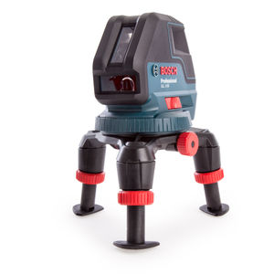 Bosch GLL 3-50BMLBX Professional Line Laser with BM1 Wall Mount and L-Boxx