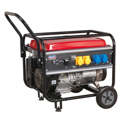 Sealey G5501 Generator 5500W 110/240V 13hp